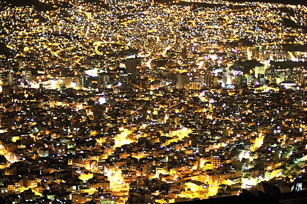 Travel La Paz