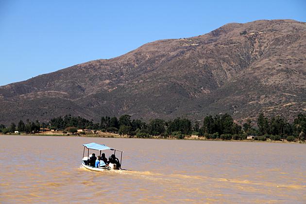 Boat Tour Bolivia