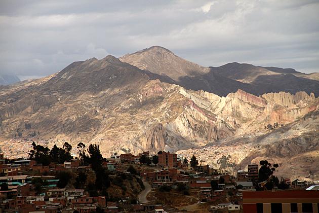 Amazing La Paz