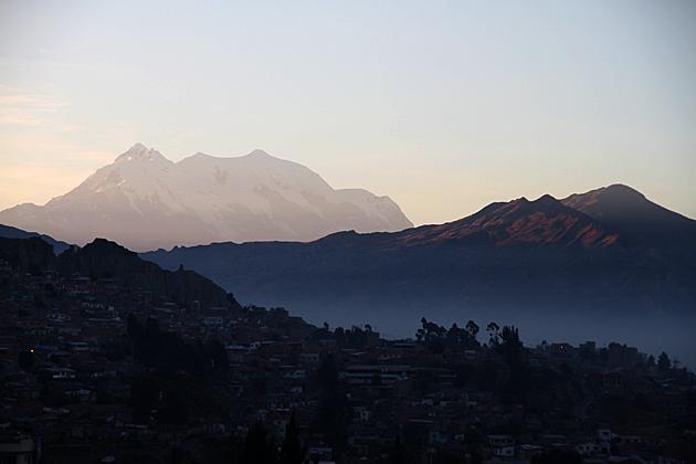 La Paz Postcard
