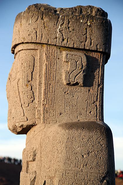 Aymara Monument