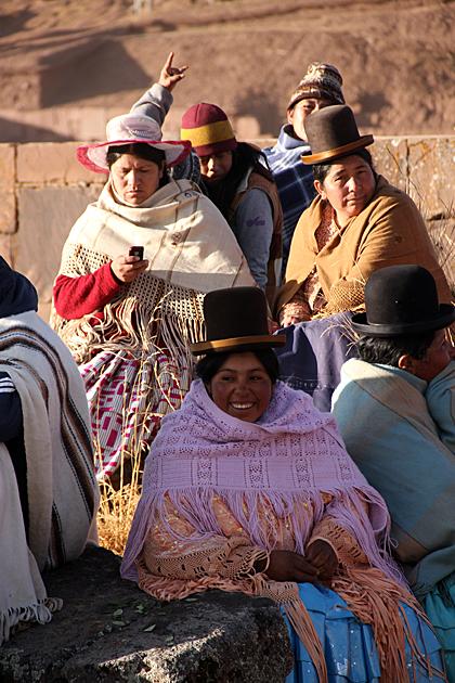 Cholita Cell Phones