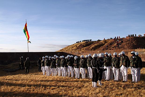Drill Bolivia