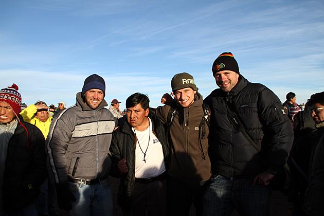 Gringos Bolivia