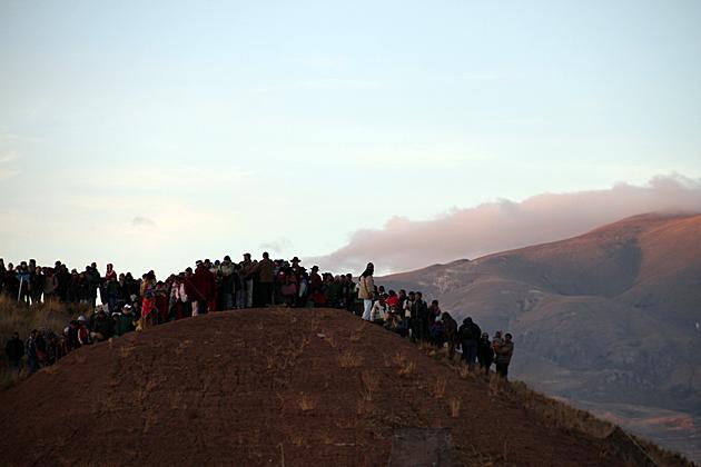 Hill Tiwanaku