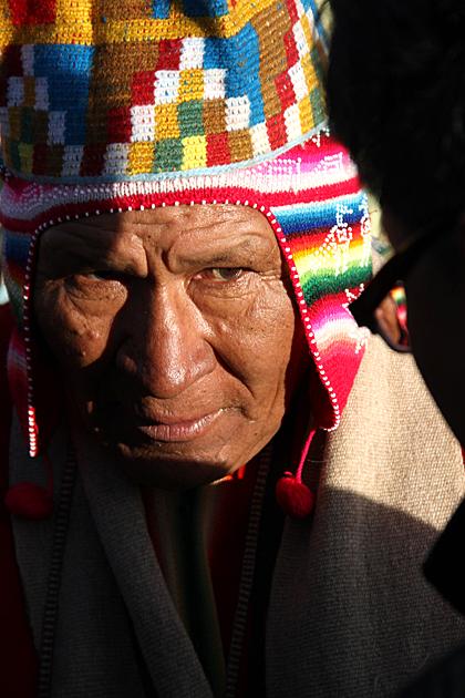 Priest Tiwanaku