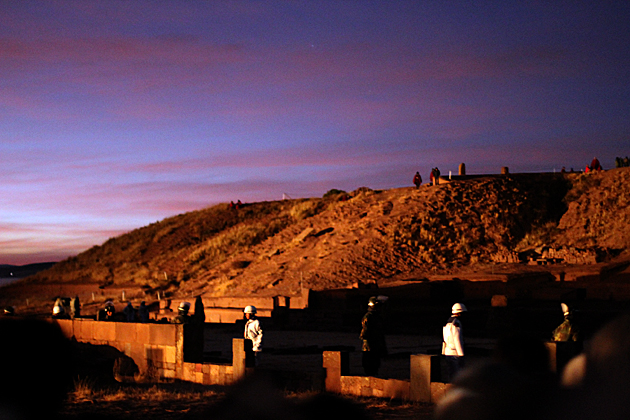 Sun Tiwanaku