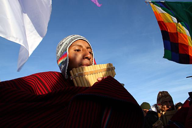 Tiwanaku Music