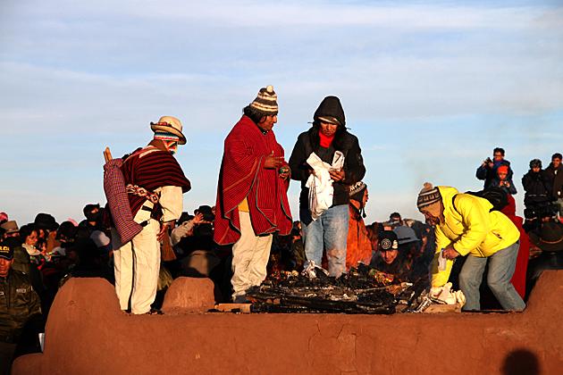 Tiwanaku Offering
