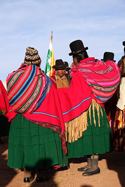 Traditional Bolivia
