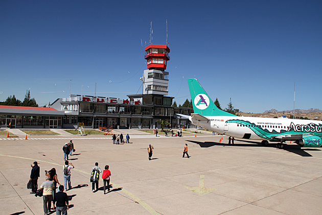 Sucre Airport