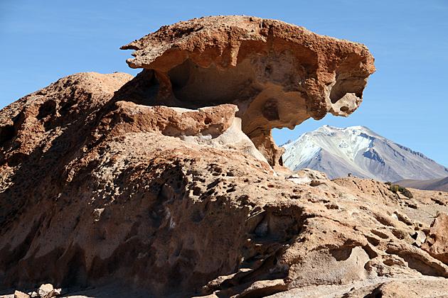 Lava Field Bolivia