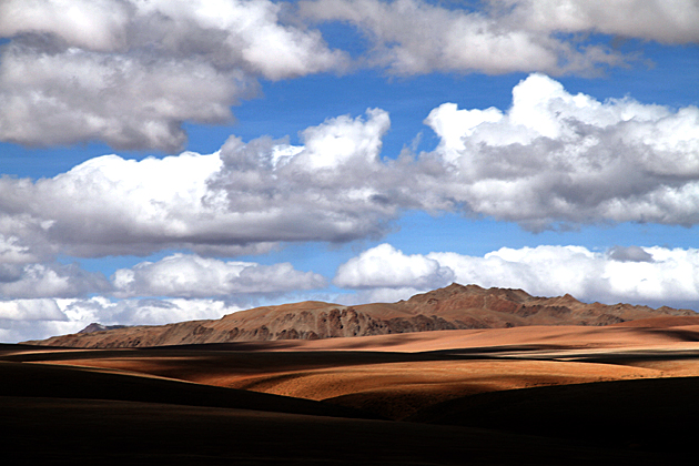 Rolling Hills of Bolivia