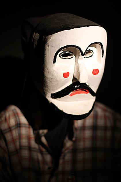 Abuelo Mask
