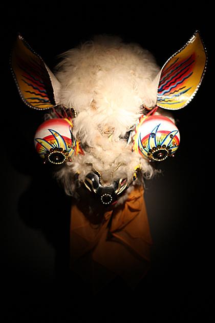 Oso Bolivia Mask
