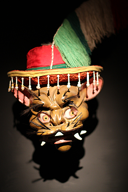 Puma Mask Bolivia
