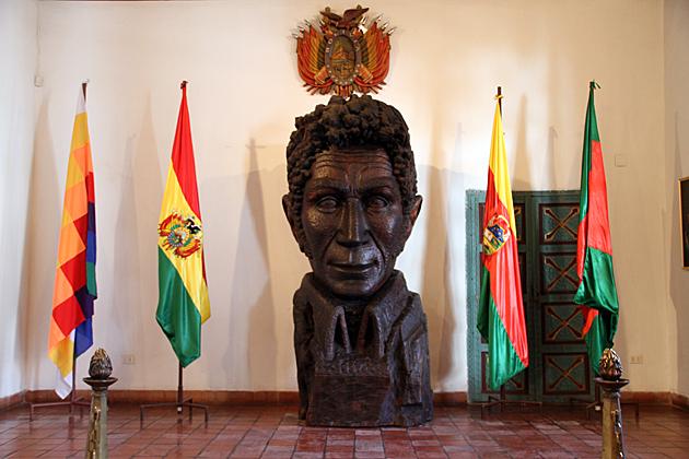 Bolivar Head