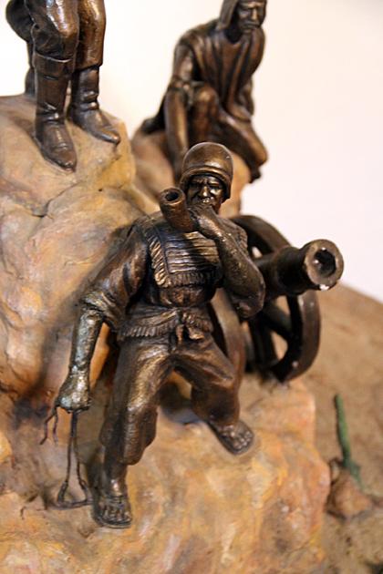 War Horn bolivia