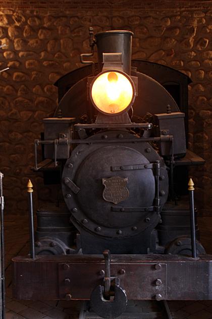 Silver Train Potosi