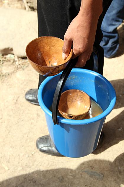 Chicha Bucket