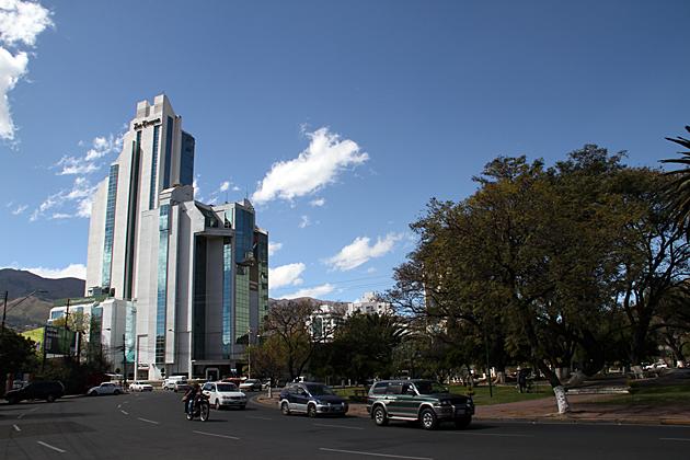 Architecture Cochabamba