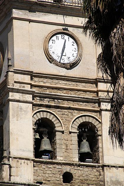 Clock Cochabamba