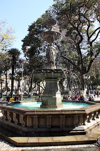 Cochabamba Fountain