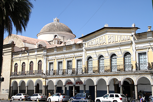 Farmacia Cochabamba