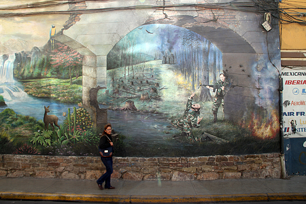 Street Art Cochabamba