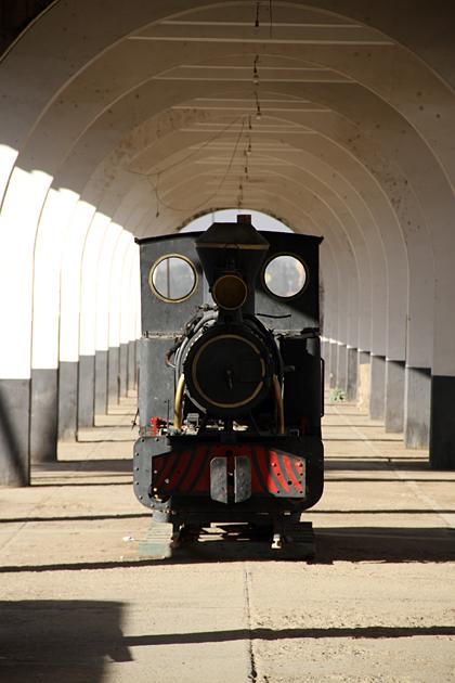 Train Cochabamba