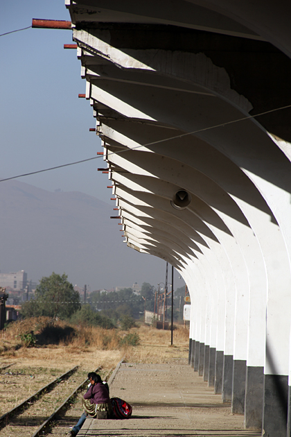 Train Station Cochabamba