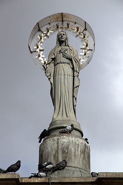 Virgin Cochabamba