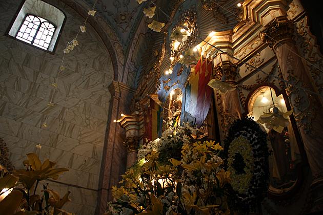 Bolivian Altar