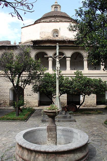 Convent Fountain