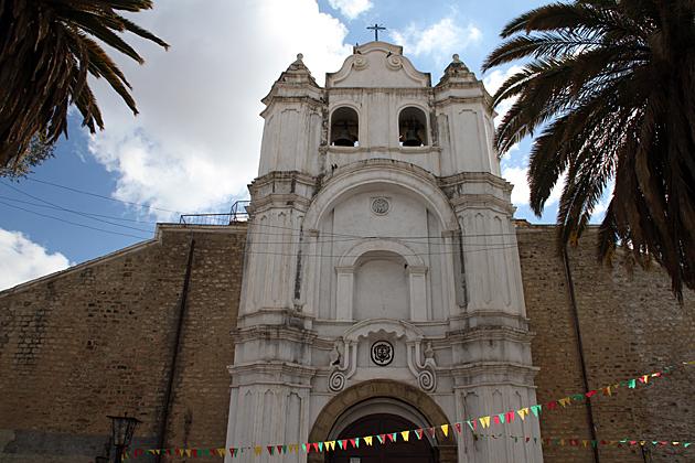 Convento Cochabamba