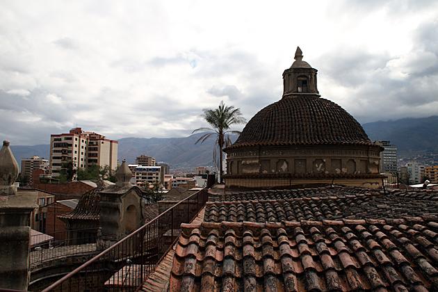 Hills of Cochabamba