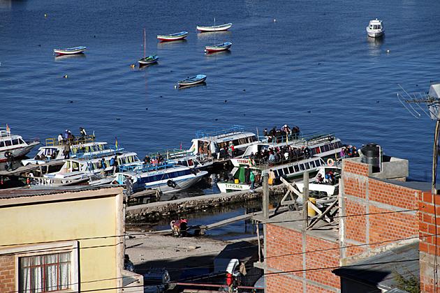 Boats Isla Del Sol