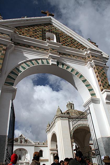 Gate Bolivia