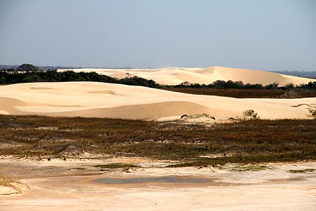 Dunes Bolivia