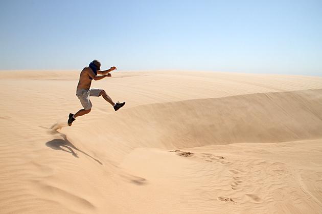 Sand Jumper