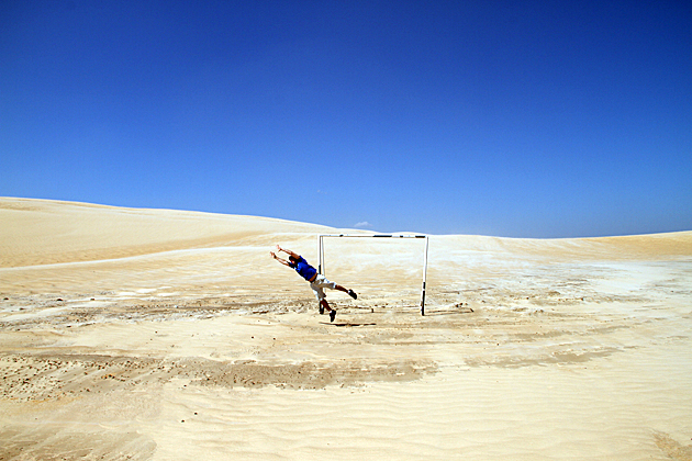 Soccer Dunes