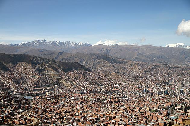 View From El Alto