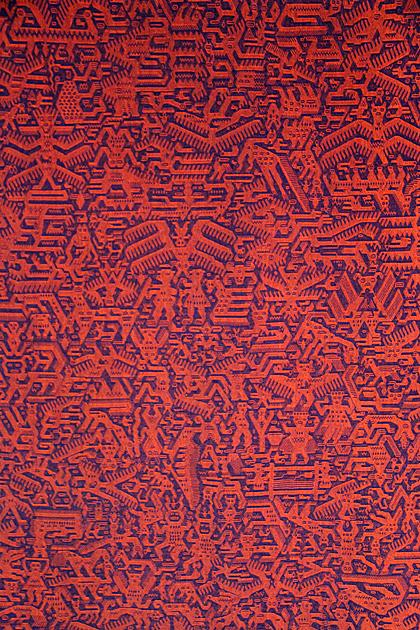 Amazing Carpet Art