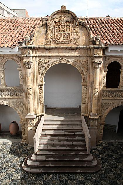 Bolivian Gate