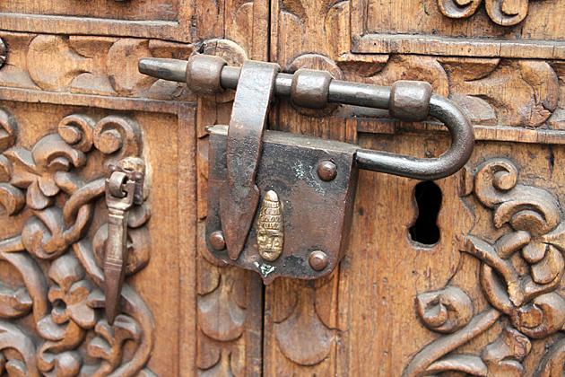 Inca Lock