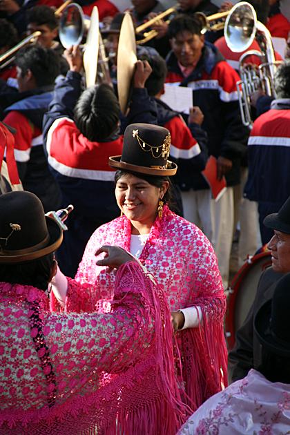 Cholita Festival