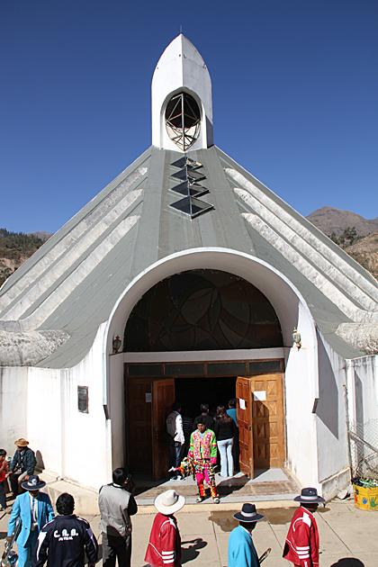 Church Pose