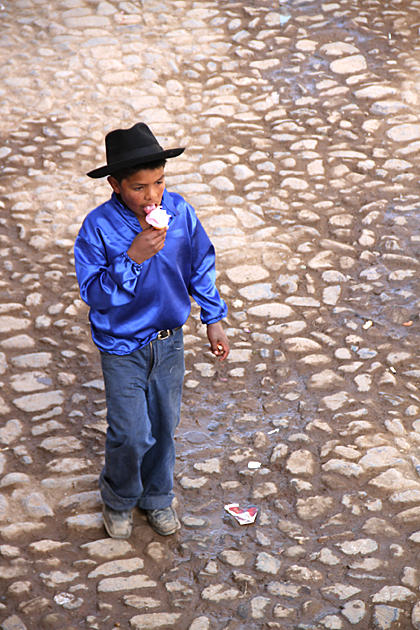 Cowboy Ice Cream