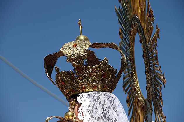 Virgin Crown