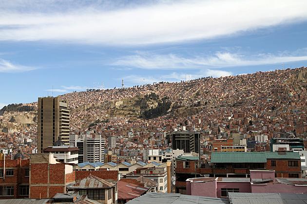 Bolivia Tourist
